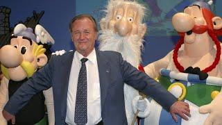 """""""Vater Des Gallischen Dorfes"""": Asterix-Erfinder Uderzo Ist Tot"""