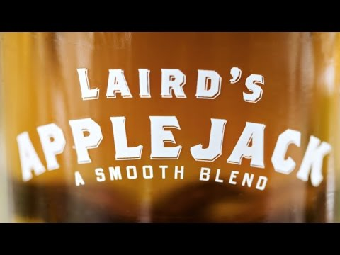 Laird's Applejack - by Alcohol Academy