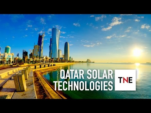 Dr Khalid Klefeekh Al Hajri | Qatar Solar Technologies | The New Economy Videos