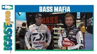Bass Mafia Googan Squad Boxes & Bags with Lucas & Meyer | iCast 2019