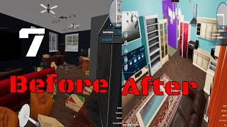Flipping Family Home - House Flipper Gameplay Part 7