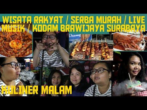 wisata-rakyat-/-serba-murah-/-kuliner-malam-/-kodam-brawijaya-surabaya-2020-/-wisata-surabaya