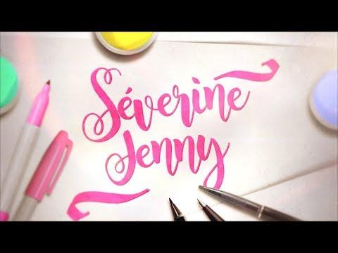 Séverine Jenny : Bande Annonce : Chaîne de DIY (français)