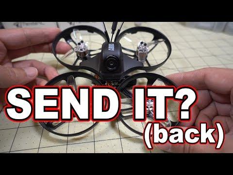 Should I Send It Back?  ARRIS HD Cinewhoop 🤔
