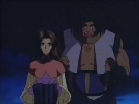 Shougo Amakusa vs. Kenshin