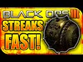 Black Ops 3 - HOW TO GET YOUR SCORESTREAKS FASTER! How To Get Scorestreaks Fast in Black Ops 3!