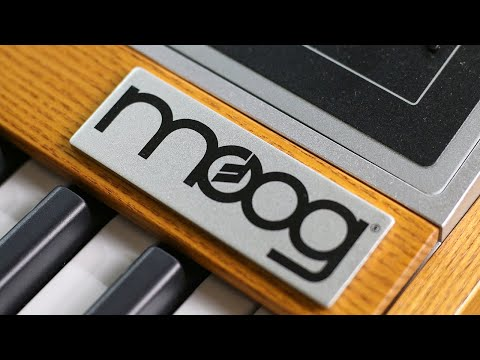 MOOG ONE 16 Voice Synthesiser REVIEW