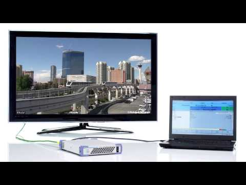 Turn your PC into a TV signal generator
