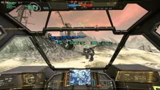 MechWarrior Online - SplatCat x SplatWolf |Catapult CPLT-A1|