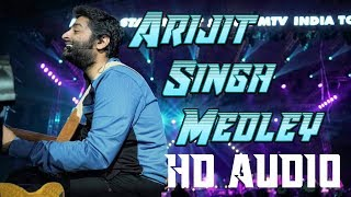 Arijit Singh medley LIVE | HD AUDIO