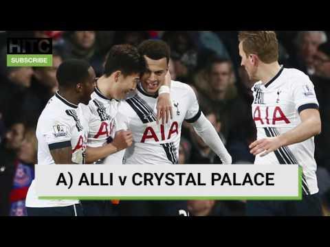 Best Premier League Goal Of 2016 Nominees