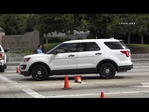 Hawthorne Officer Shot / Manhattan Beach  4.7.19