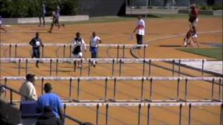 Tommie Smith 2010 Hurdles, Jumps and Sprints