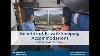 Benefits of Private Sleeping Accommodations   Learn More