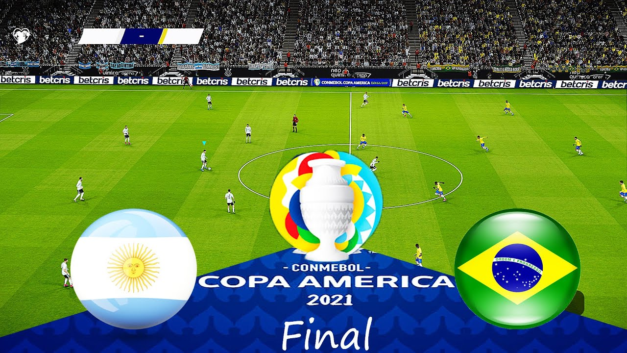 How to watch Argentina vs Brazil in the Copa America 2021 Final ...