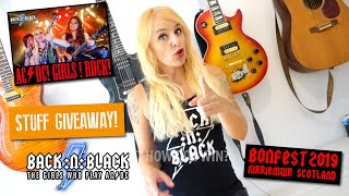 COMMENT & SHARE TO WIN !!! Announcing our new BACK:N:BLACK contest ...