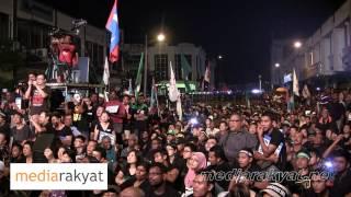 Anwar Ibrahim: Perhimpunan Hitam 505 Di Ipoh Perak
