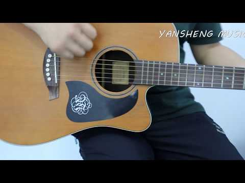 How To Install And Test A Sound Hole Pickup In Your Acoustic Guitar