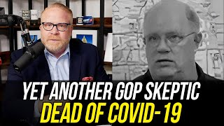 Anti-Mask Republican Dead of COVID – Leaving Party Finances in SHAMBLES!!!