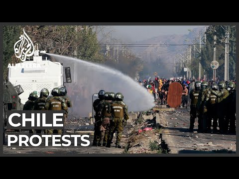 Chile COVID-19 lockdown: Poor Santiago residents demand food, aid