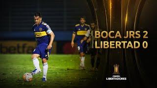 Libertad vs. Boca Juniors [0-2] | RESUMEN | Fase de Grupos | Jornada 3 | CONMEBOL Libertadores 2020