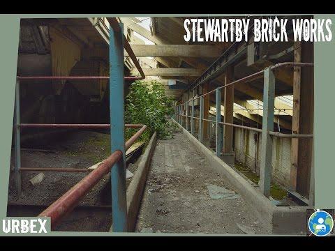 Urbex - Stewartby Brickworks Eploration (Abandoned)