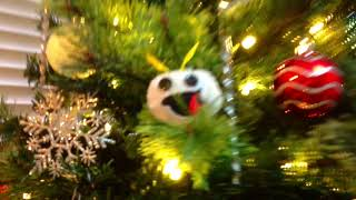I have TheOdd1sOut on my Christmas Tree ft. Crazy Skelebro's work