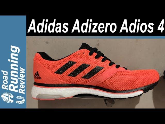 Chelín Nabo Misericordioso  Adidas Adizero Adios 4 - Análisis y opinión - ROADRUNNINGReview.com