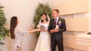 Видео регистрации в Соломенском ЗАГСе -  Юрий и елена - видеооператор на свадьбу в Киеве(, 2015-06-10T13:52:49.000Z)