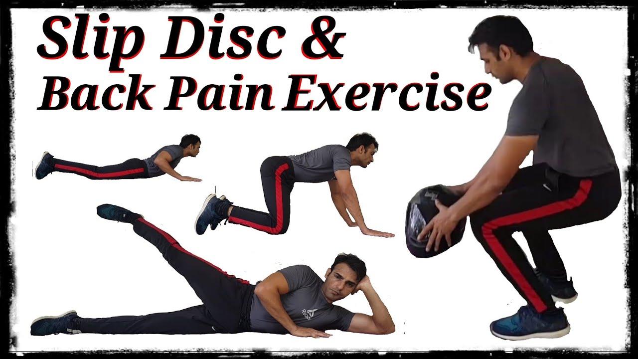 Slip Disk Exercise   Lower Back Pain Exercises   Sciatica Pain ...