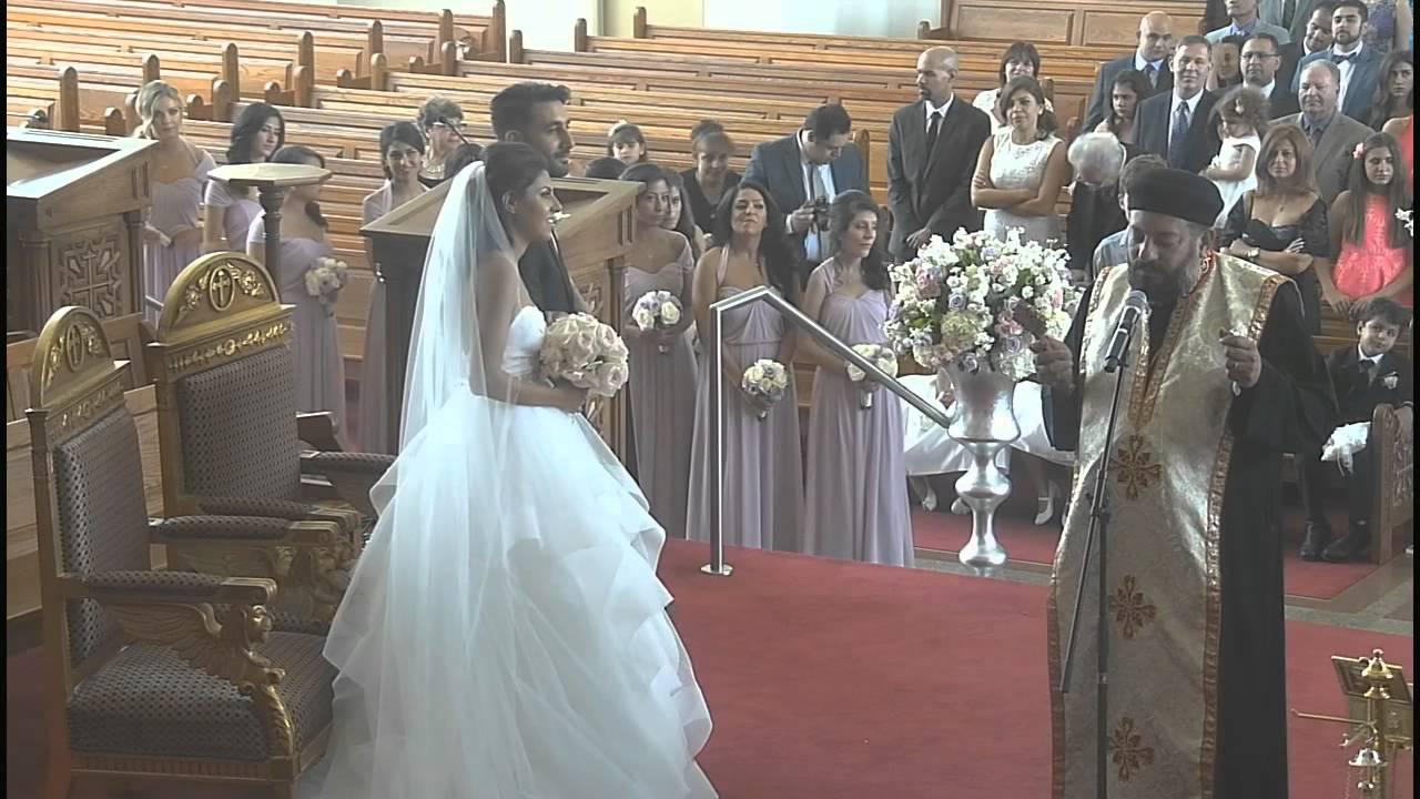 The Rite of Holy Matrimony - Caroline and Joseph - Aug 1, 2015