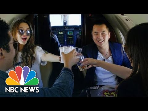 Real-Life 'Crazy Rich Asian' Finds The Meaning Of Money | NBC News