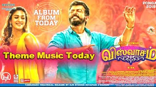 Viswasam Full Album From Today | Official All Song Releasing Lahari Music