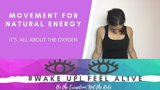 More Natural Energy - Wake Up Feel Alive with Oxygen