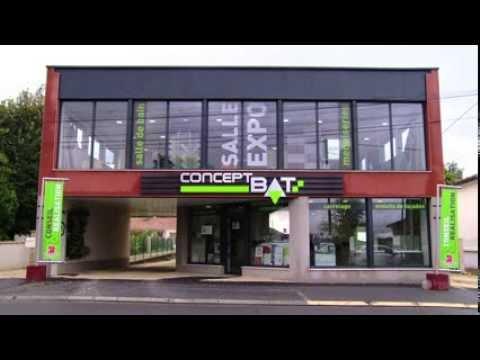 Rénovation, constructeur, façade, entreprise générale du bâtiment, Angoulême (16) - CONCEPT BAT