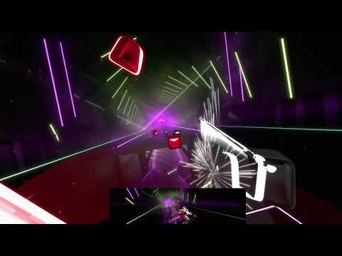 Queens Of The Stone Age-Go With The Flow/Beat Saber