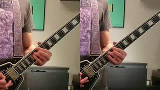 Mastodon - Crystal Skull - guitar cover (with solo)