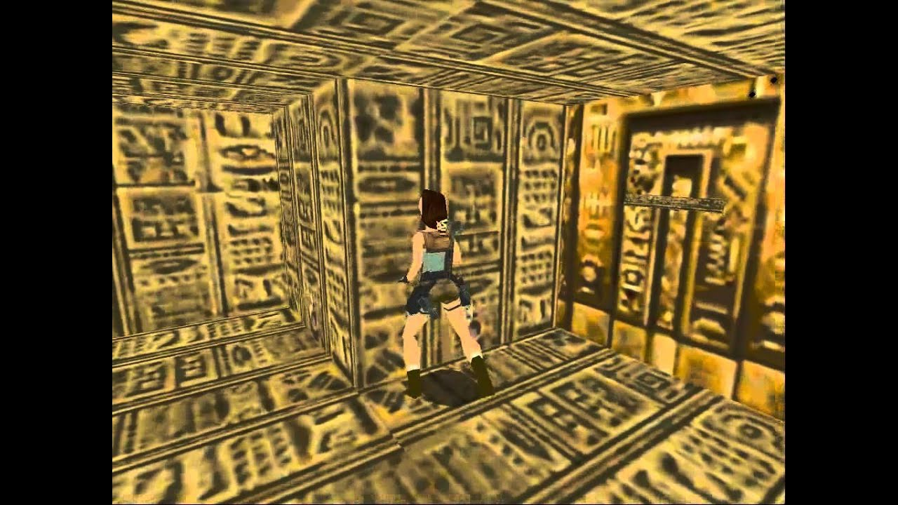 Tomb Raider 1: Unfinished Business   Temple Of The Cat (Level 2) [Secrets]