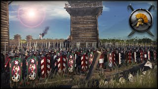 EPIC FORT BATTLE! - Medieval Kingdoms Total War 1212 AD Mod Gameplay (TW: ATTILA)