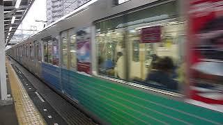 西武30000系(秩父ラッピング車)準急「飯能行き」小手指駅発車