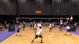 2015 LIVBC 15 National v Chicago Bounce - Match 1 - Game 2