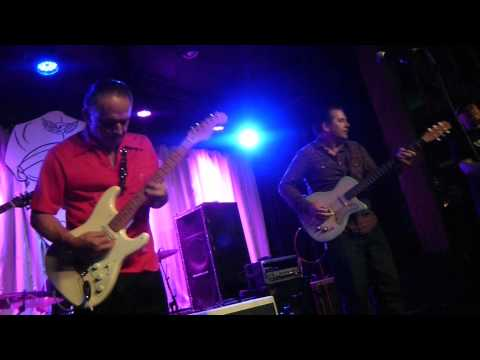 JIMMIE VAUGHAN at the Nick Curran Tribute, Beauty Ballroom, Austin, Tx. November 10, 2012
