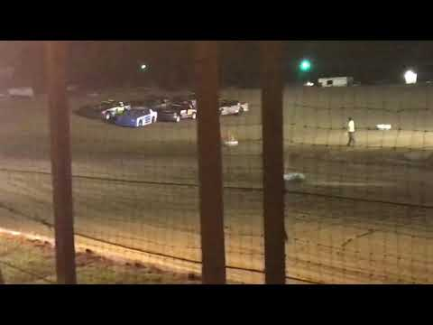 Charleston Speedway UMP Factory Stock Heat 1 Aug 17 2018