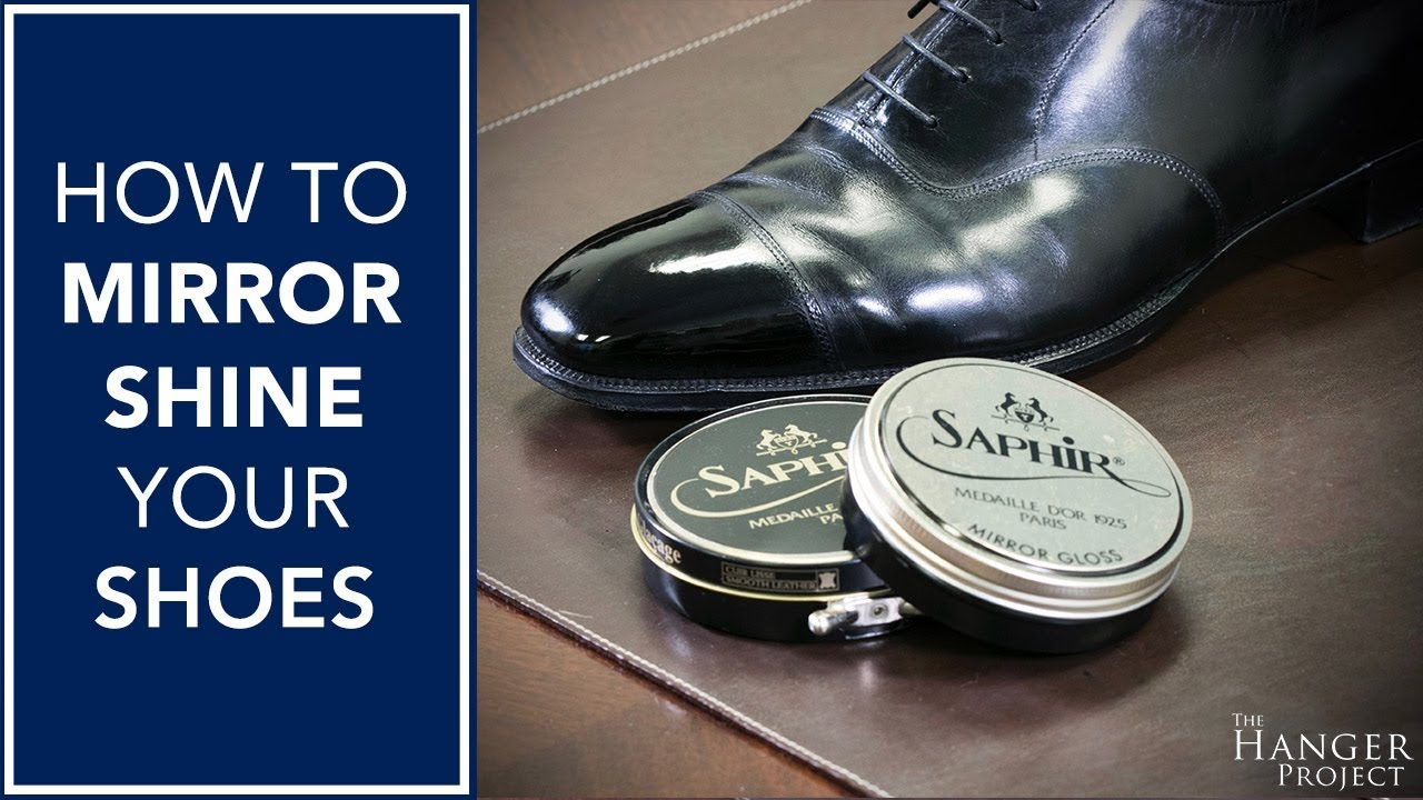 Watch 3 Ways to Shine Shoes video