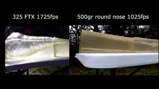 SUPPRESSED.458 SOCOM HOG HUNT & GEL TEST SUPERSONIC/SUBSONIC