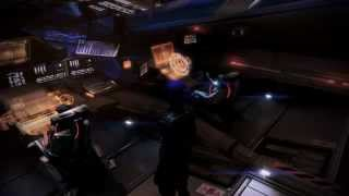 Mass Effect 3 EDI acts like a Reaper