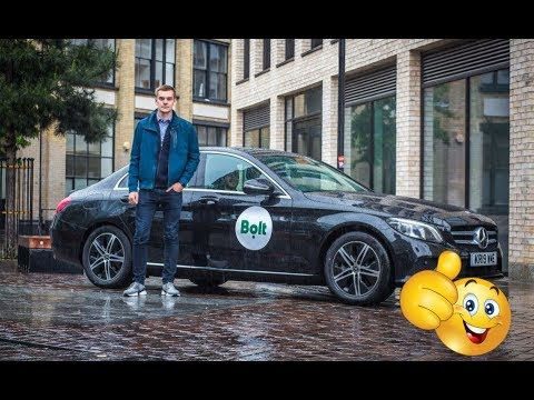 Taxify Rebrands As Bolt (Promises Better Pay Than Uber)