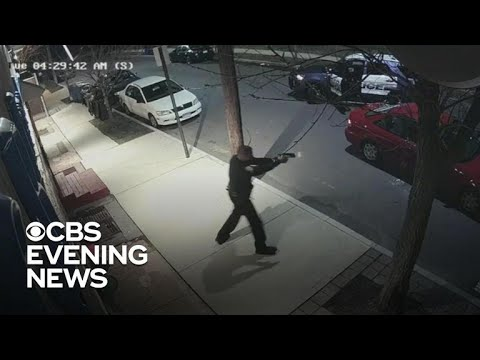 Body camera footage shows New Haven shooting