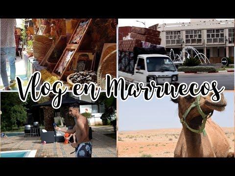 ME LLEVO EL SERGI A MARRUECOS Y SE LIAAAA!! I VLOG I vlog#2