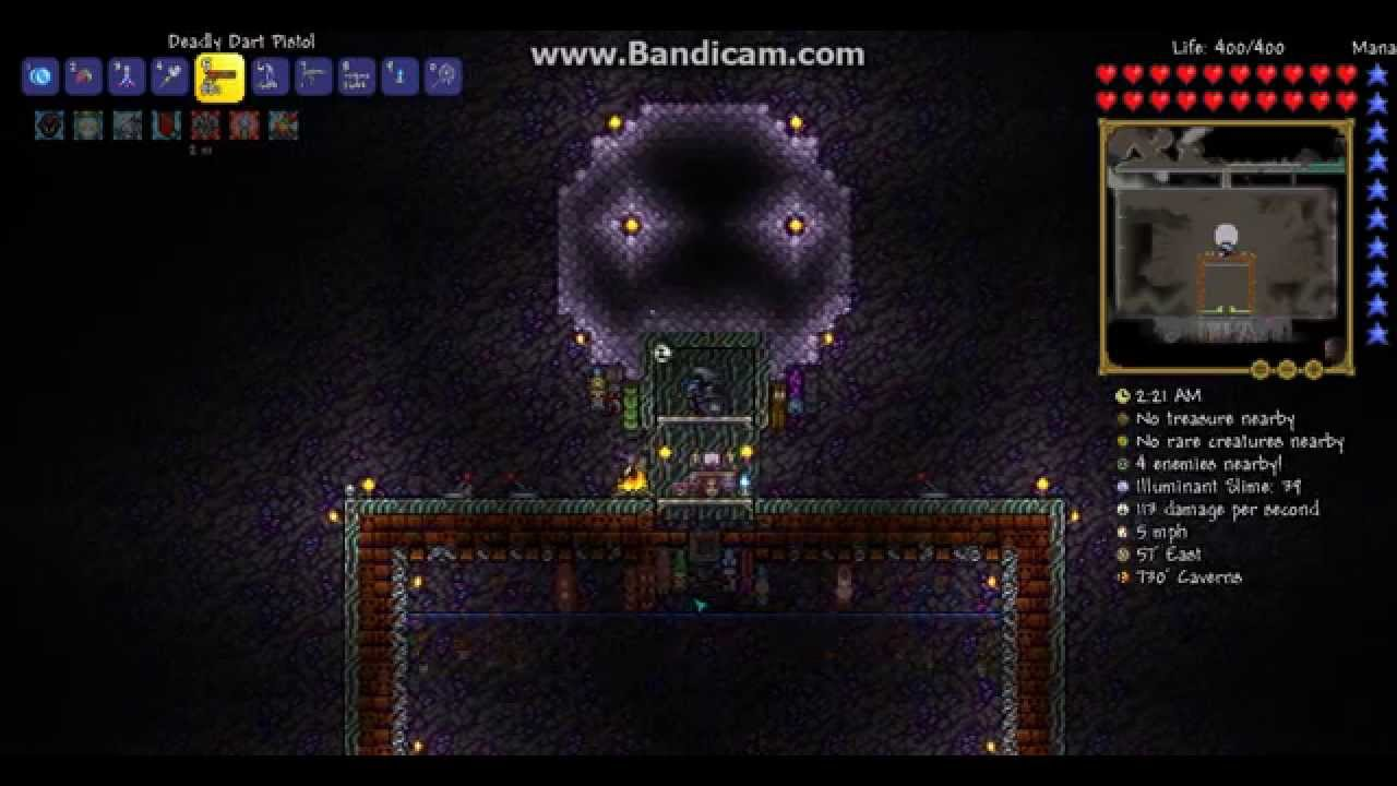 Terraria Super Cavern Farm Youtube